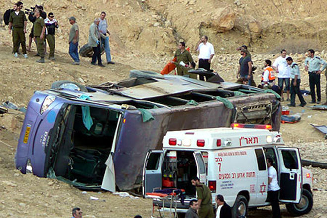 Russian tourists compose majority of Israeli traffic accident victims