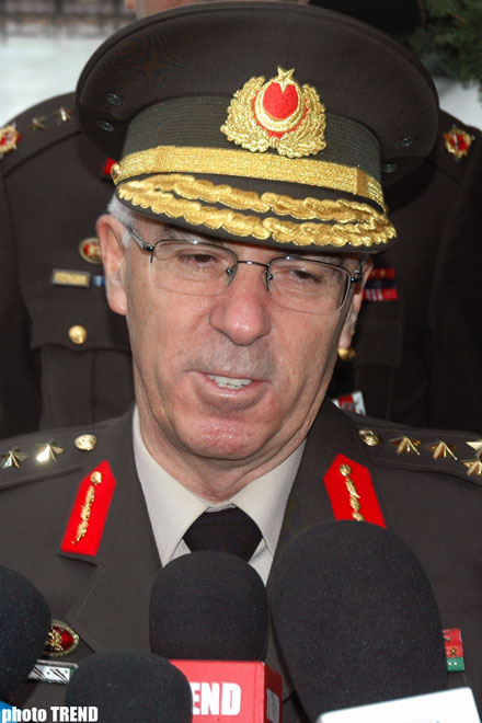Turkey is prepared closely to participate in approaching of Azerbaijan's military and industry system to NATO standards: General of Army