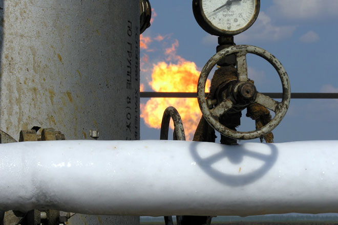 China imports about 20 bln cubic meters of Turkmen gas