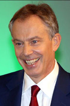 Year 2009 must mark progress in conflict resolution in Middle East: Tony Blair