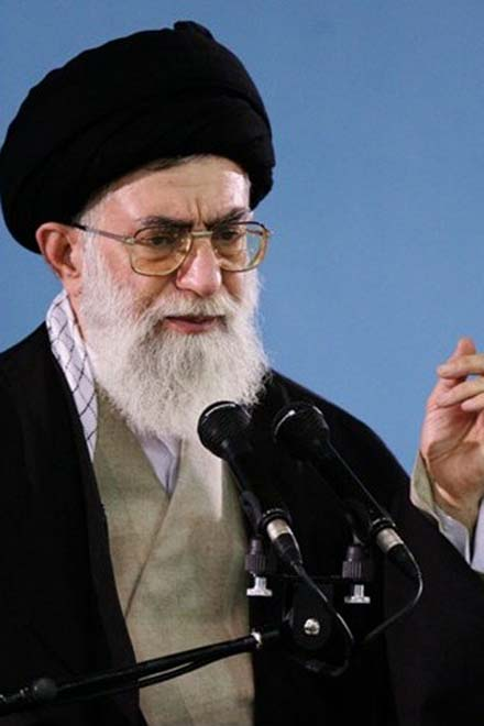 Enemy is experiencing repeated failures - Ayatollah Khamenei