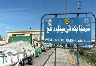 Hamas say Egypt to fully reopen Gaza border despite PA pullout