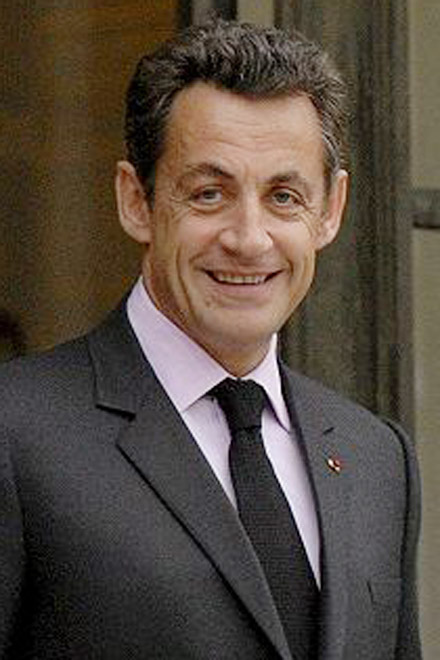 Sarkozy appoints Fillon to form new French government