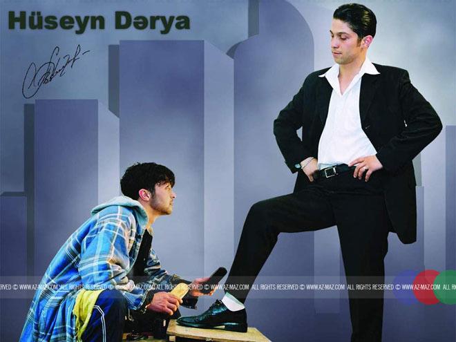Азербайджанский рэпер Дадо встал на защиту своего коллеги Гусейна Дарьи - Gallery Image