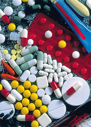 Some 96 percent of medicines used in Iran produced in country