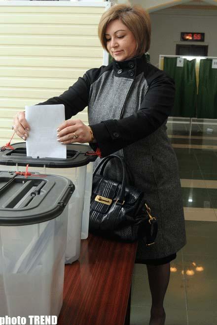 В Азербайджане завершилось голосование на референдуме