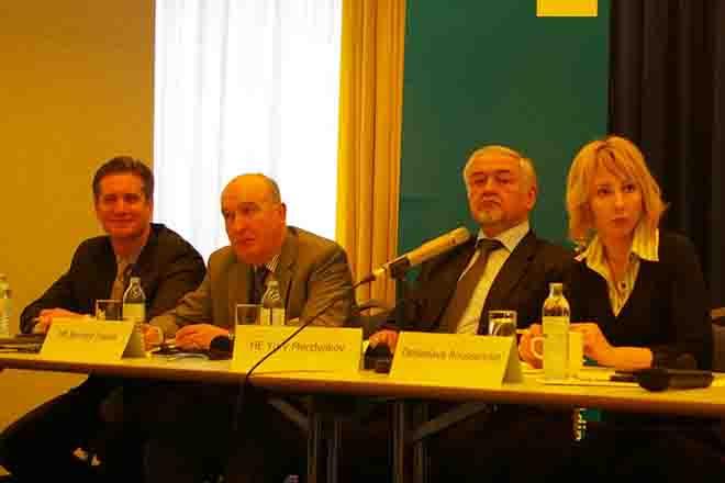 В Вене завершился армяно-азербайджанский форум, прошедший при посредничестве организации International Alert