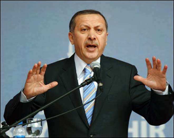Turkish Premier Says World Peace Cannot Be Ensured By Nuclear Weapons