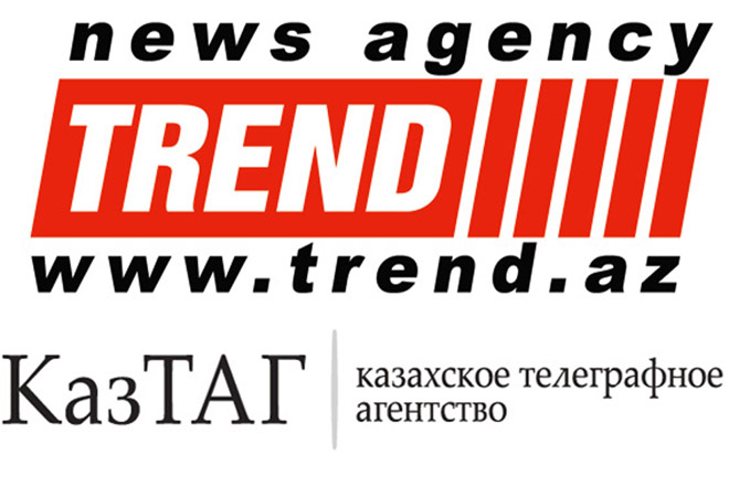 KazTAG, TREND news agencies are partners