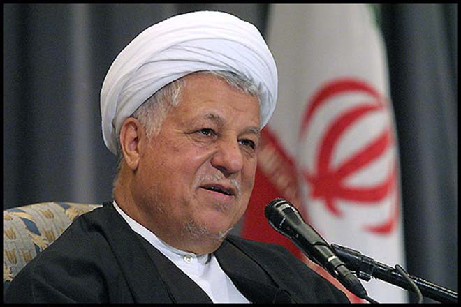 Rafsanjani urges epic turn-out on Quds Day