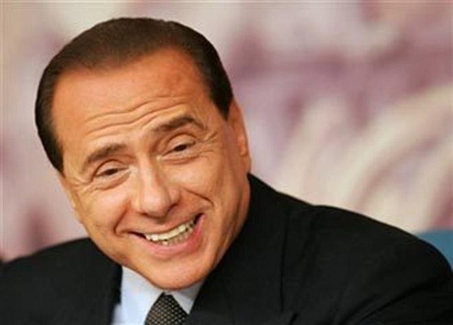 Берлускони признался, что в Трампе ему больше всего нравится его жена