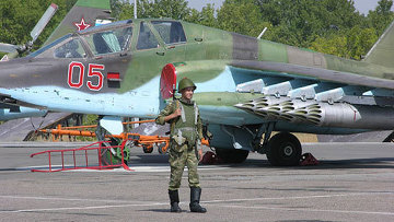 Russia sends additional troops to Kyrgyzstan to assure security at Kant airbase