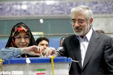 Iranian people vote in presidential elections: PHOTOSESSION - Gallery Thumbnail