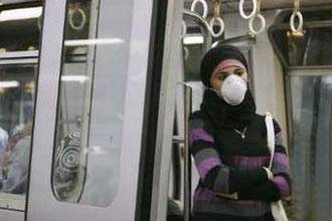 Syria confirms the second A/H1N1 flu case