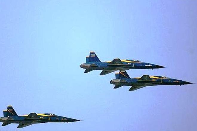 İran Hərbi Hava Qüvvələri təlimlərə başlayıb