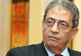 Amr Moussa hints at Egypt incursion into Libya