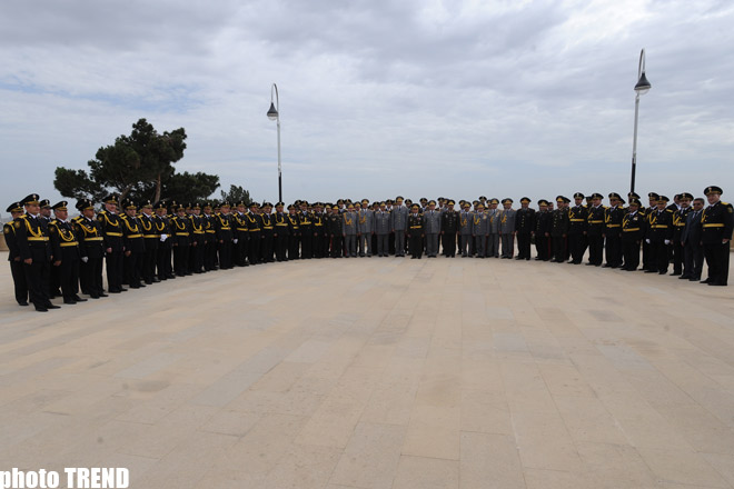 Azerbaijan marks Day of Police: PHOTOSESSION - Gallery Image