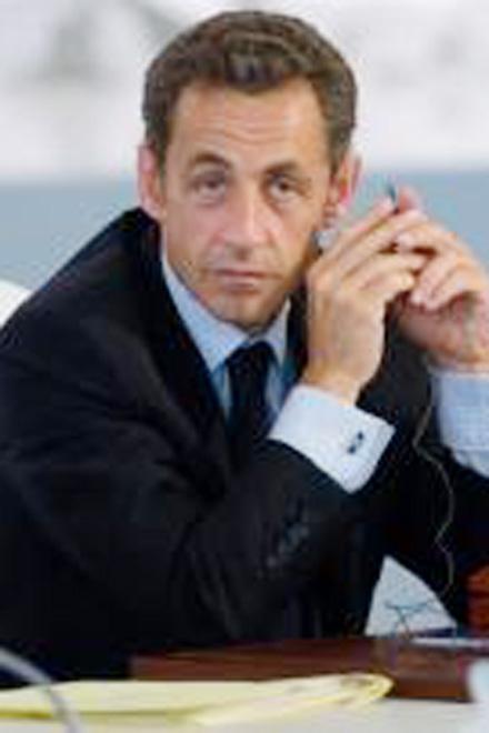 Sarkozy demands EU-wide carbon tax