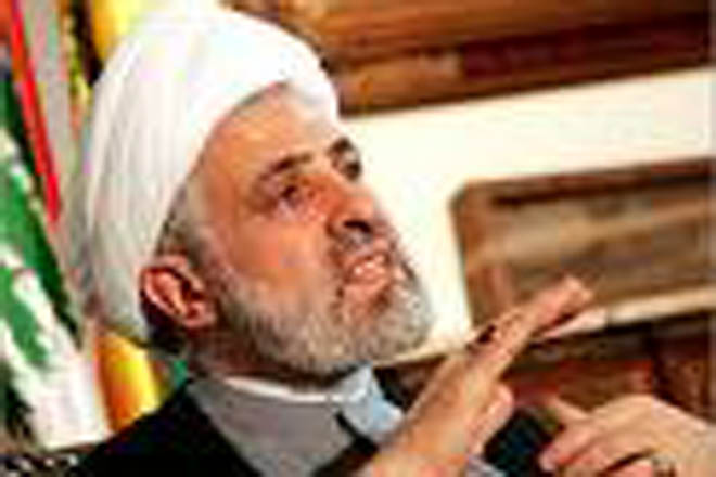 Hezbollah unwilling to start war with Israel: chief