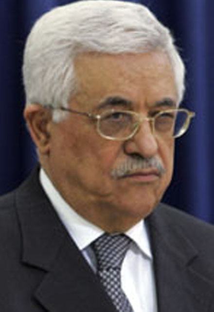 Palestinian president announces he won't run for reelection