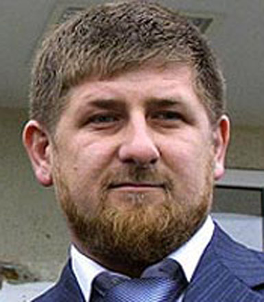 Chechen president Kadyrov seeks to change his title