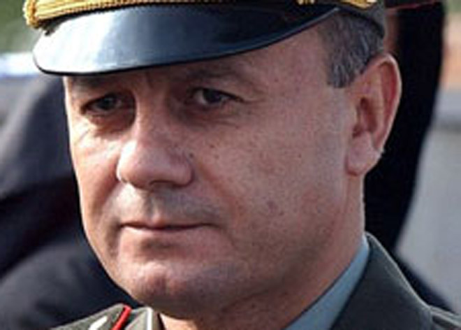 Armenian defense minister's health problems