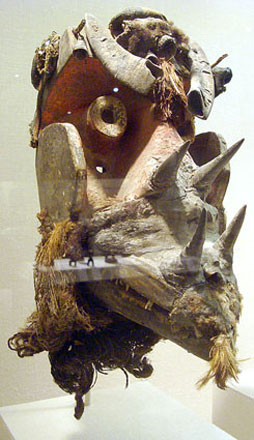 """Музей """"Метрополитен"""". Ритуальные маски Африки - Gallery Image"""