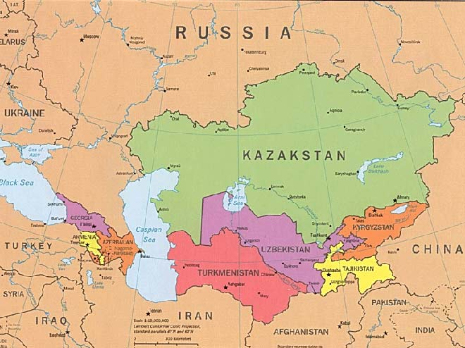 Regional economic integration is key to development success in Central Asia and the Caucasus