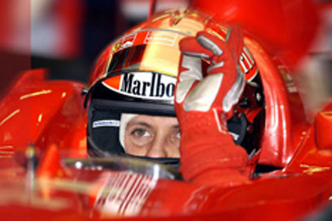 "Schumacher ""fired up"" for F1 return"