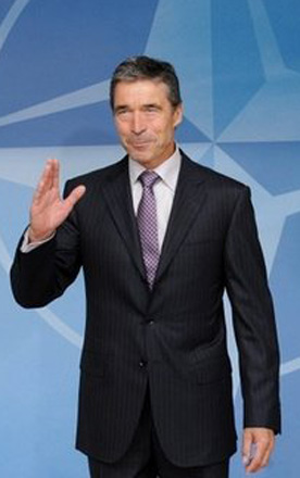 NATO not running from Afghanistan fight-Rasmussen