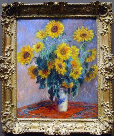 """Музей """"Метрополитен. Оскар Клод Моне - французский живописец, один из основателей художественного течения импрессионизма (фотосессия) - Gallery Image"""