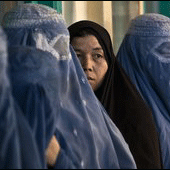 Poll says Afghanistan 'most dangerous' for women
