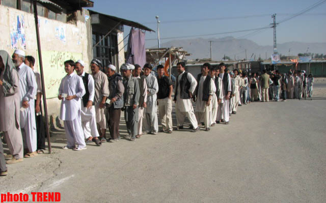 Ban lauds courage of Afghan people for taking part in parliamentary polls