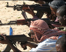 Somali Islamists kill two for watching World Cup