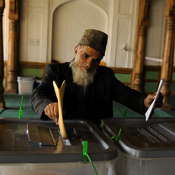 Afghanistan's presidential election date disclosed