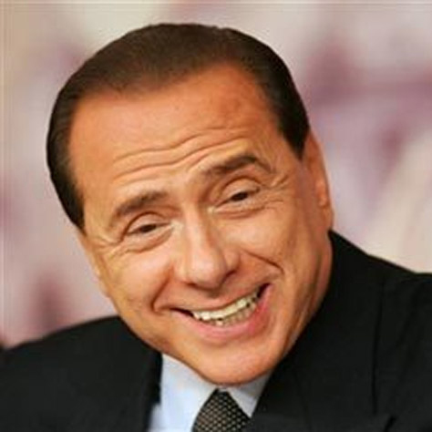 Berlusconi says only he can lead Italy