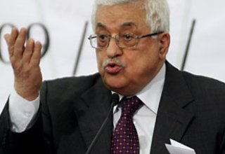 Palestine's Abbas in New York for takeover of G77 chair
