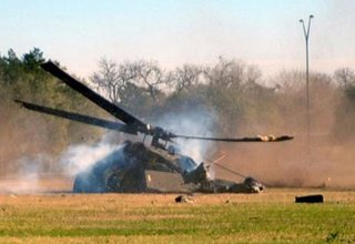2 military helicopters crash in Turkey on same day