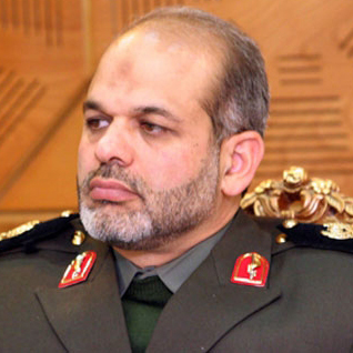 Azerbaijan military attache meets Iranian defense minister