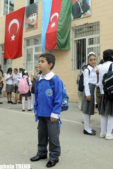 On Sept. 15, Azerbaijan marks Day of Knowledge (PHOTOSESSION) - Gallery Image