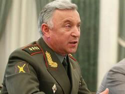 Russia's military chief to visit Japan