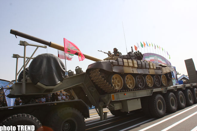 Iran to hold military parade timed to Holy Defence week