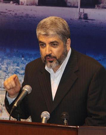 Hamas leader in Saudi Arabia: source