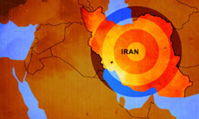Earthquake occurs in Iran