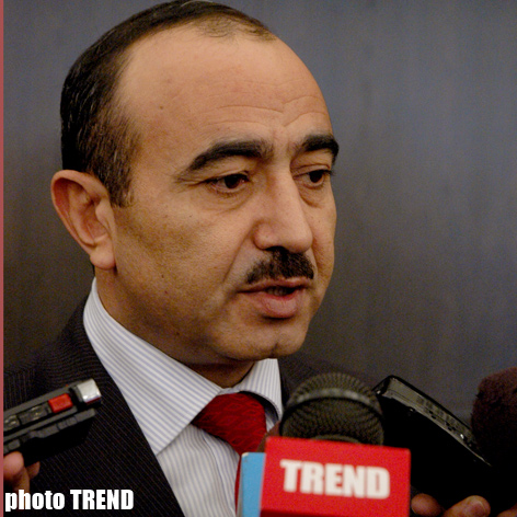 "Azerbaijani top official: Azerbaijan may ""reconsider"" U.S. relations"