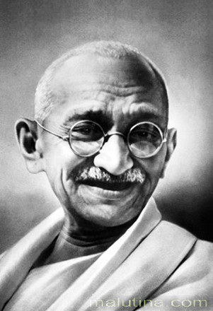 Gandhi's spectacles missing from Indian museum