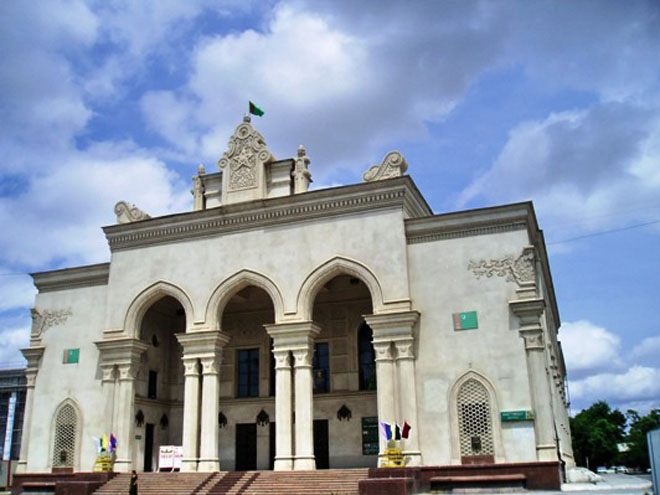 Red Cross promotes int'l humanitarian law in Turkmenistan