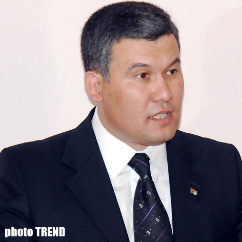 Turkmenistan stands for energy supply routes diversification: Ambassador