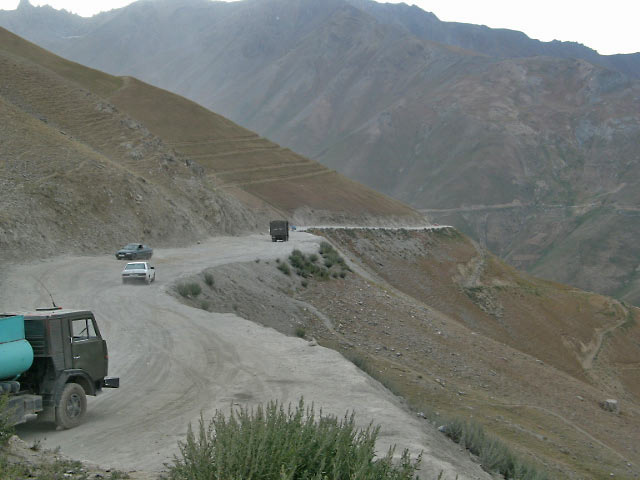 Pakistan seeks realization of Pakistan-Tajikistan road project