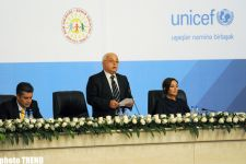 Children are future of Azerbaijan. Let's not to be indifferent towards their problems: President of Heydar Aliyev Foundation (UPDATE) - Gallery Thumbnail